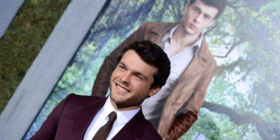 """Interpretará al joven """"Han Solo"""" Foto:Getty Images"""