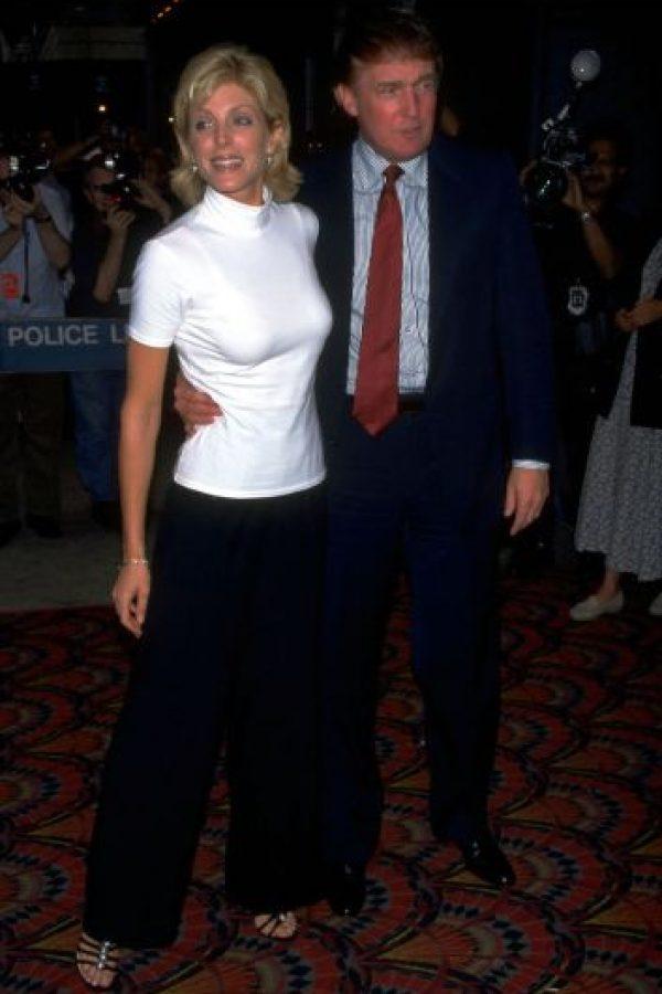 Se divorciaron en 1999 Foto:Getty Images