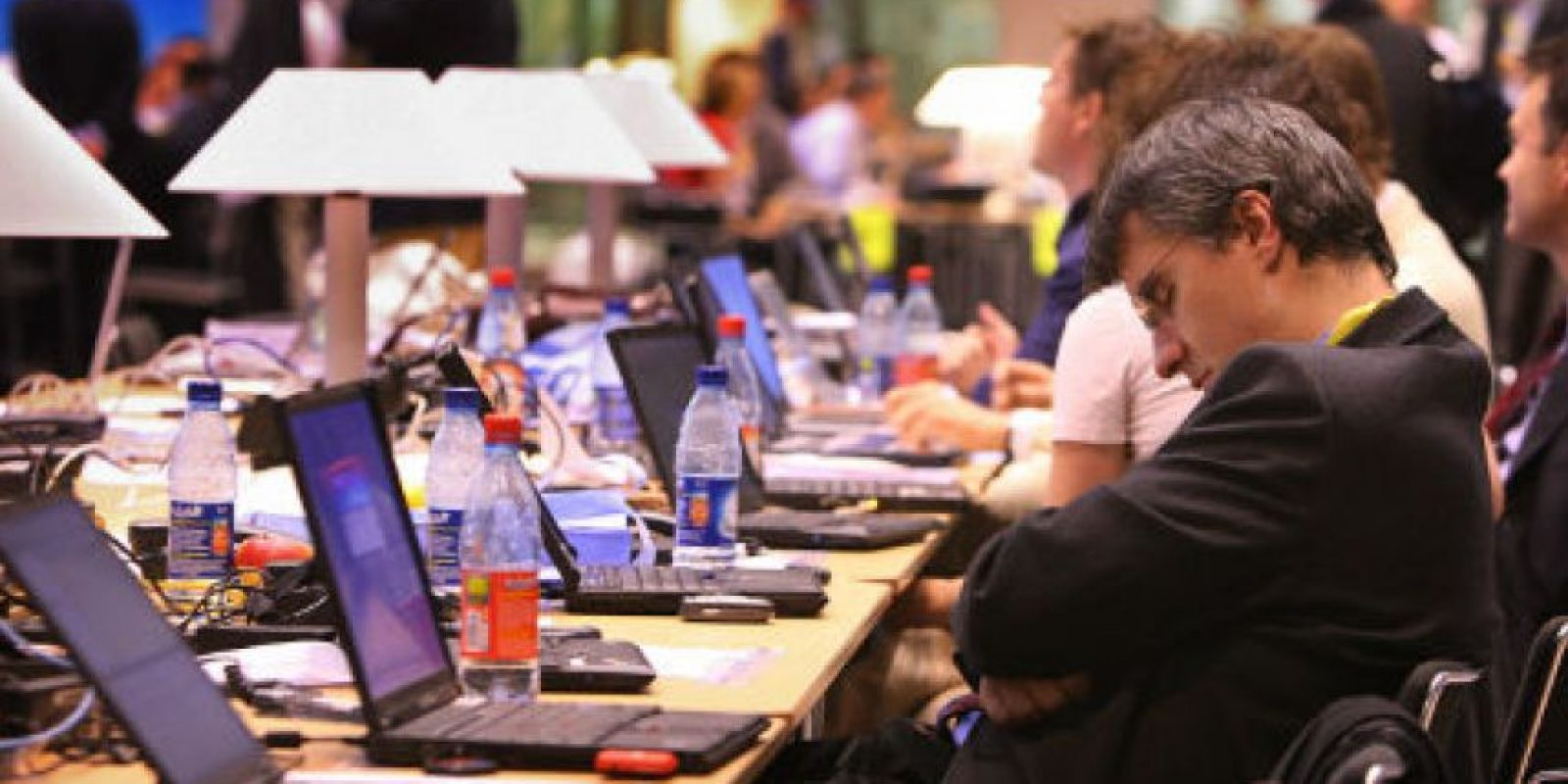 1. Irse borracho al trabajo. Foto:Getty Images