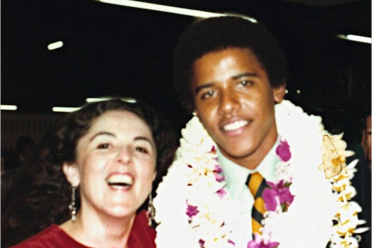 Falleció de cáncer cervicouterino en 1995. Solamente estuvo casada con el padre de Barack Obama tres años, de 1961 a 1964. Foto:Flickr.com/usembassyjakarta