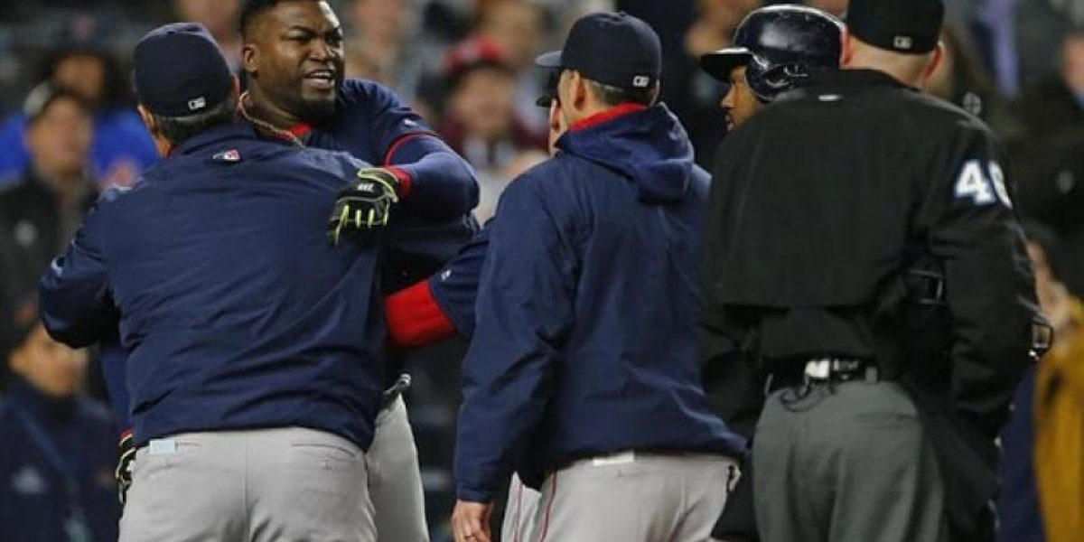 VIDEO: Una noche agridulce para David Ortiz