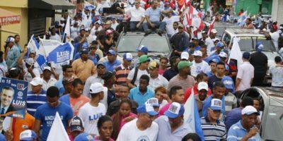 Abinader agradece  apoyo en Santo Domingo Oeste