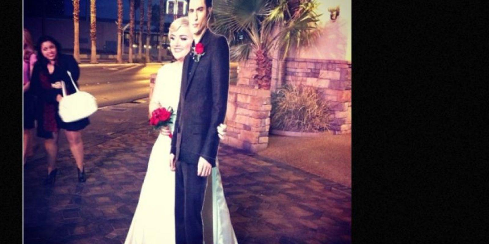 La que inventó esta boda. Foto:vía Tumblr