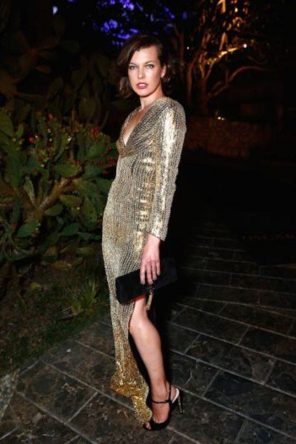 Antes del embarazo Foto:Mila Kunis
