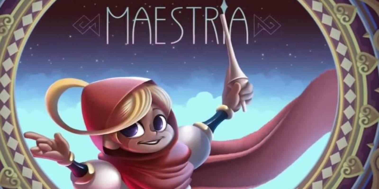 """Maestria"" fue creado por Antoine Latour. Foto:Maestria"