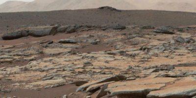 Marte también tiene 4 estaciones. Foto:NASA