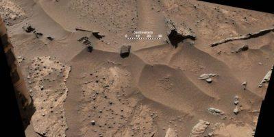 El mes de marzo fue nombrado por el planeta Marte. Foto:NASA