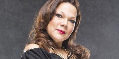 Ángela Carrasco este 29 de mayo en el Jaragua