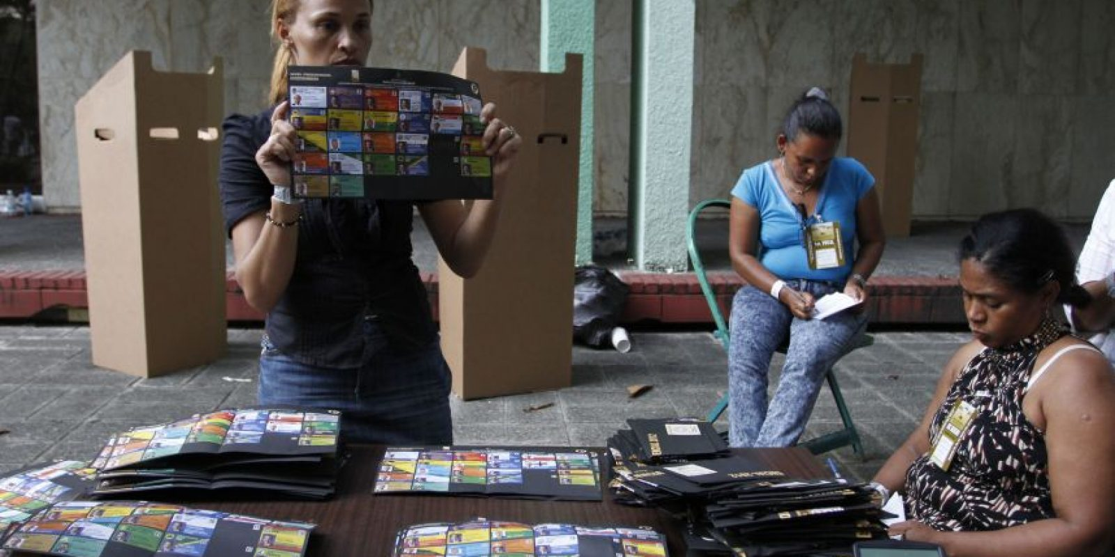 Este domingo 15, el dinero volverá a ser predominante en las elecciones Foto:Roberto Guzmán