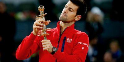 Master 1,000. Djokovic vence a Murray y gana en Madrid por segunda vez