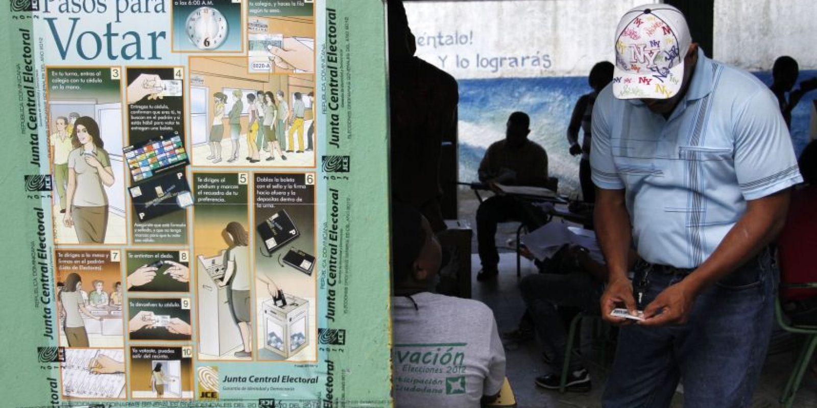 El Gobierno de RD aportó RD$3,100 millones para el montaje de las elecciones de este año. Foto:Roberto Guzmán