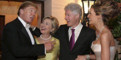 Trump acusa a Clinton de ser cómplice de su marido