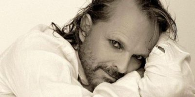 Fanático presenciará grabación de Miguel Bosé