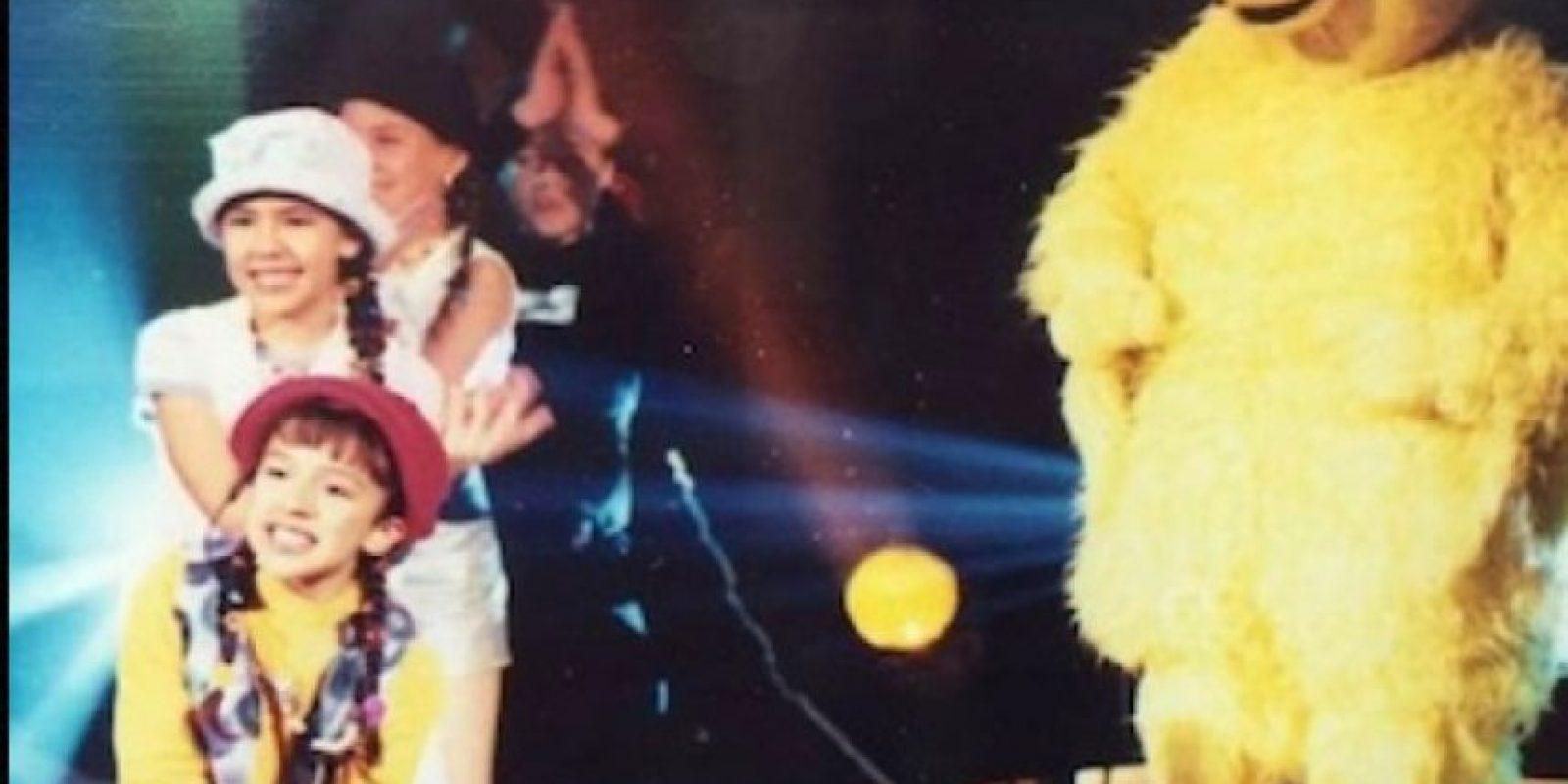 La cantante reapareció Foto:Vía Instagram/ivonne.avilez