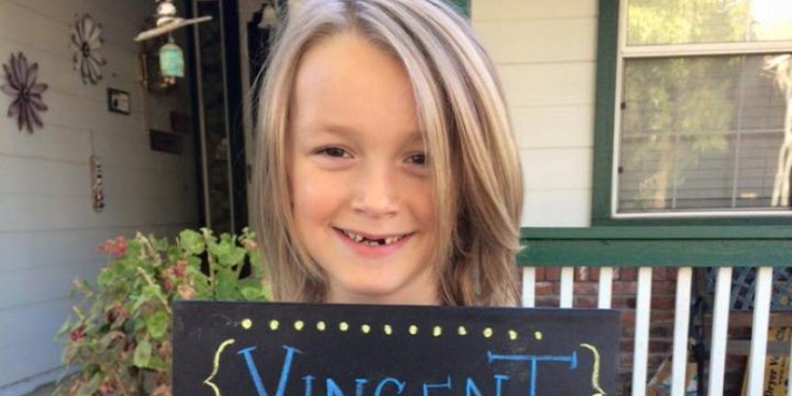 """El término """"cáncer infantil"""" se usa para nombrar distintos tipos de cáncer que pueden aparecer en los niños antes de cumplir los 15 años. Foto:gofundme.com/vinnyd"""