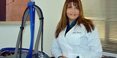Betssy Hazoury, especialista en Dermatología Cosmética y Laser Foto:Fuente externa