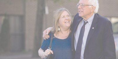 """Jane Sanders: """"La agenda de bernie es el futuro de nuestro país"""""""
