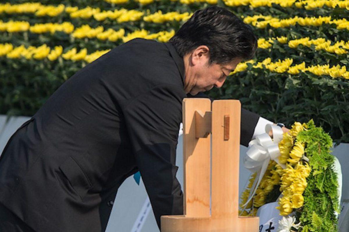 Hiroshima, a 70 años de la bomba atómica Foto:Getty Images