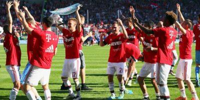 Campeón de a Bundesliga Foto:Getty Images
