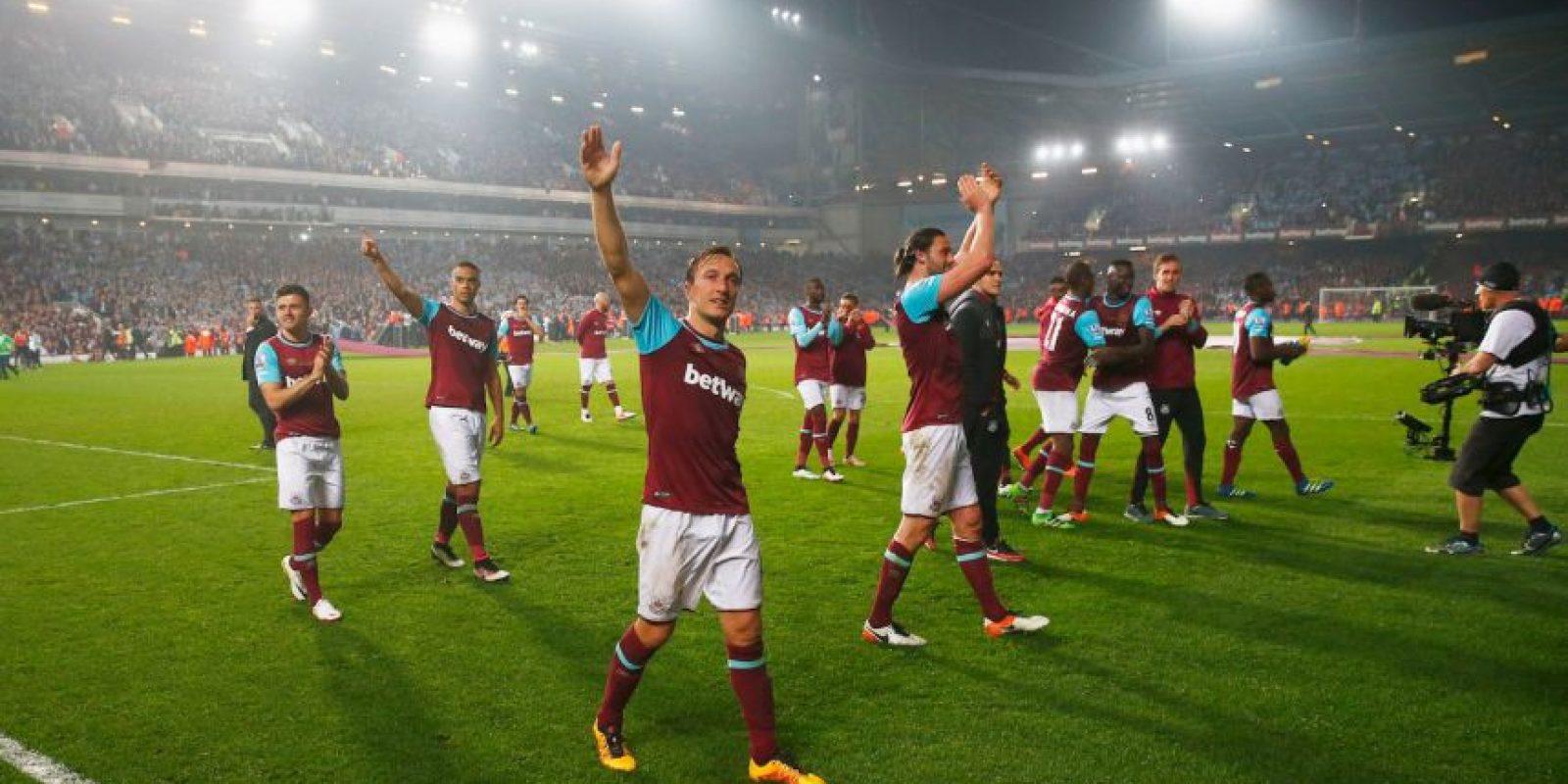 Ahora jugarán en el Estadio Olímpico de Londres Foto:Getty Images
