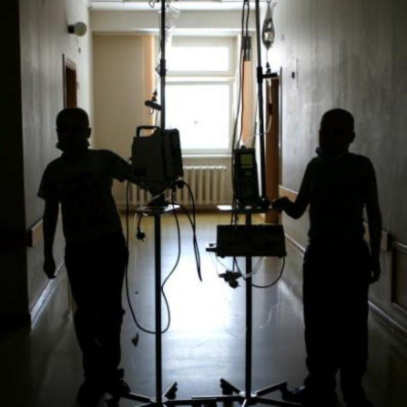 Algunos cánceres infantiles también guardan relación con la constitución genética Foto:Getty Images