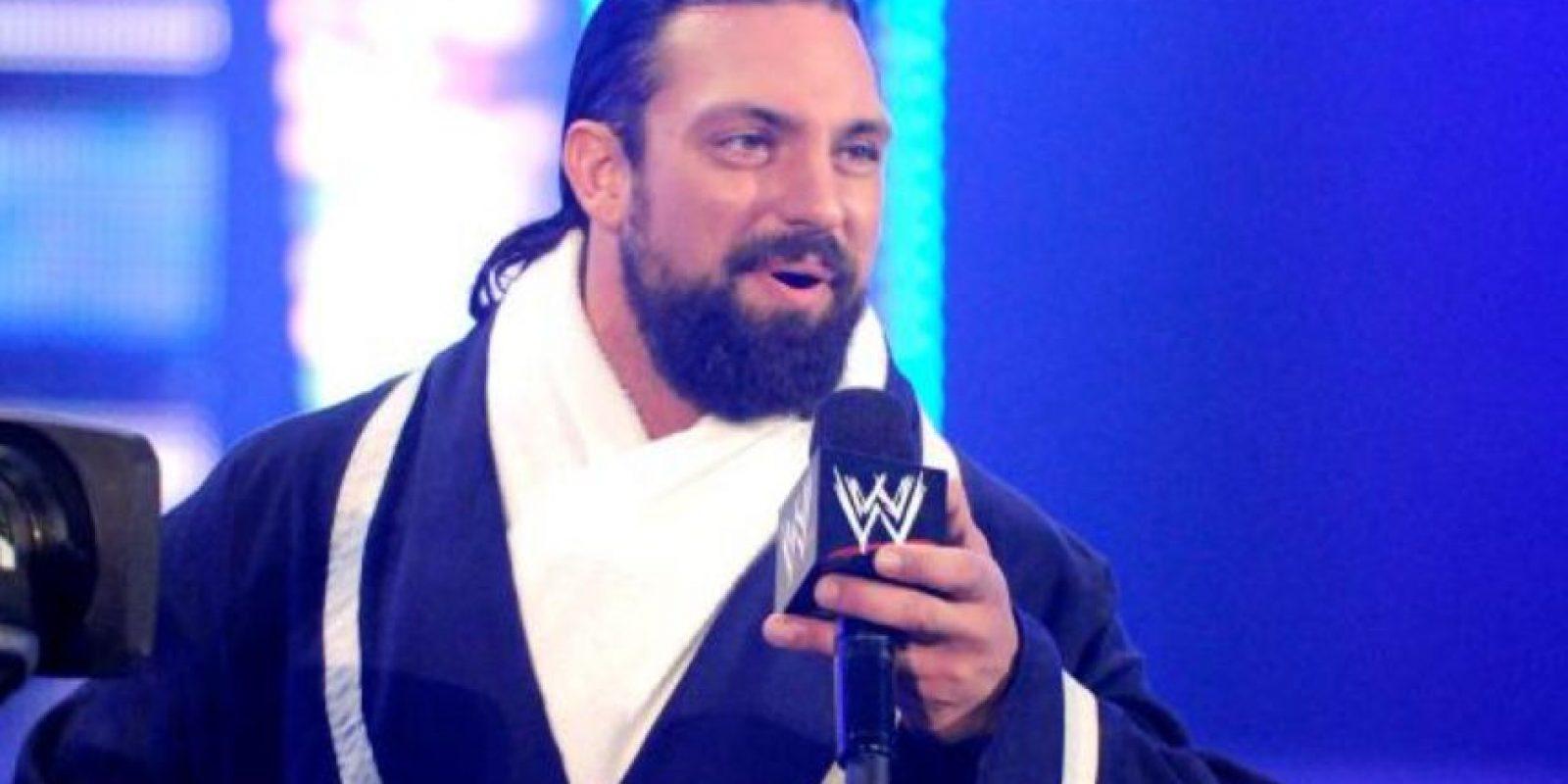 Damien Sandow Foto:WWE