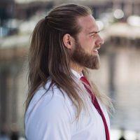 Tiene 30 años. Foto:vía Instagram/Lasse L. Matberg
