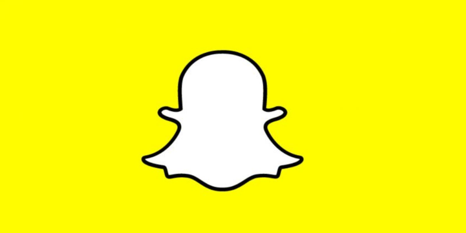 Pues trata de fotografías y videos. Foto:Snapchat