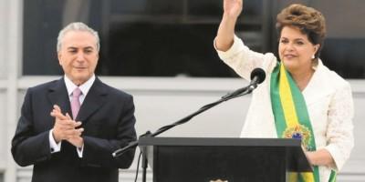 Día clave para Dilma: hoy puede ser suspendida