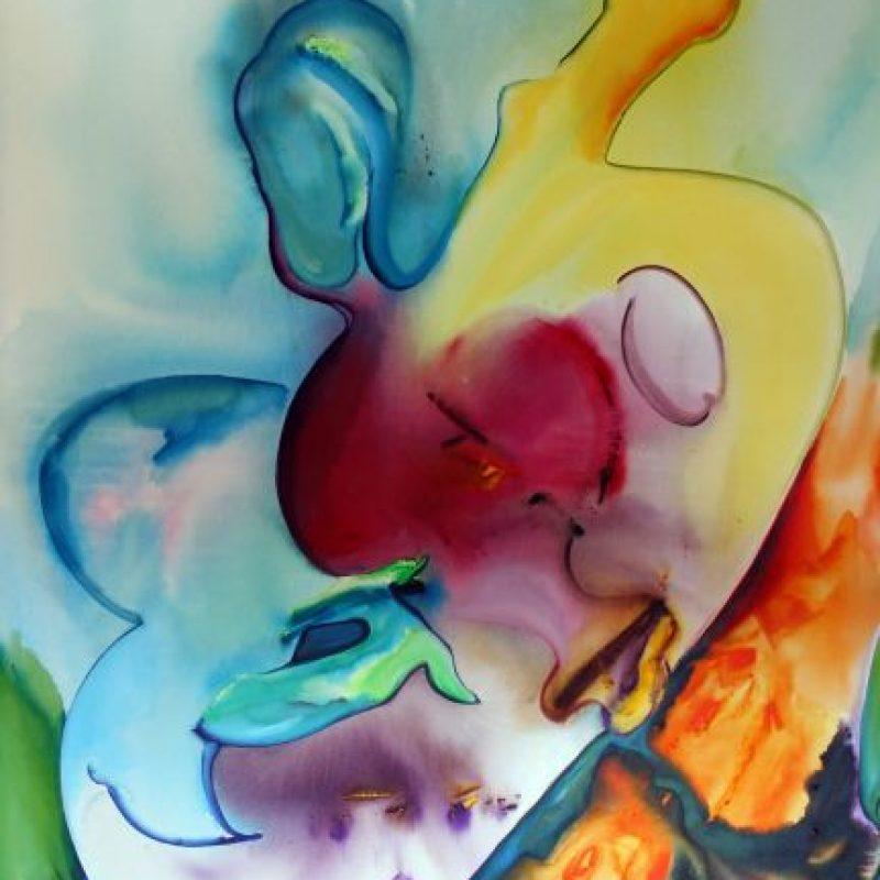 Pintura de Mariojosé Ángeles.. fuente externa