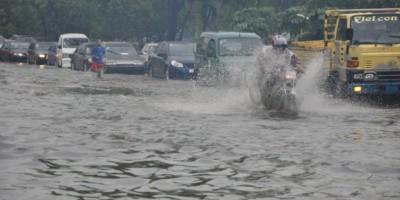 Cinco provincias en alerta por posibles inundaciones