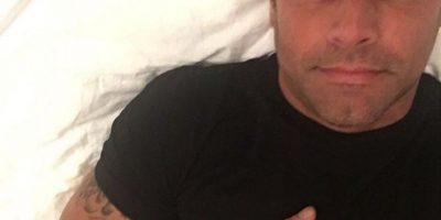 """Ricky Martin lleva su vida al extremo y """"se lanza al vacío"""""""