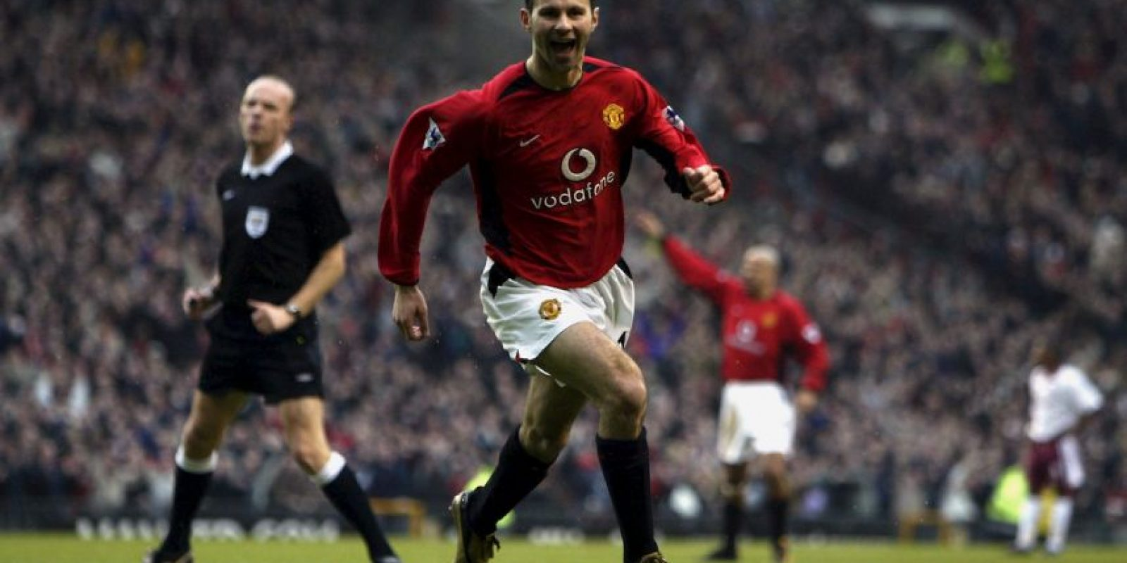 Ryan Giggs: 5 Foto: Getty Images