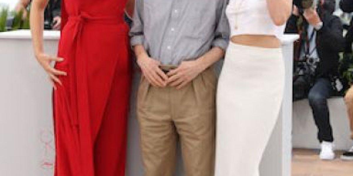 Blake Lively muestra su pancita en el Festival de Cine de Cannes