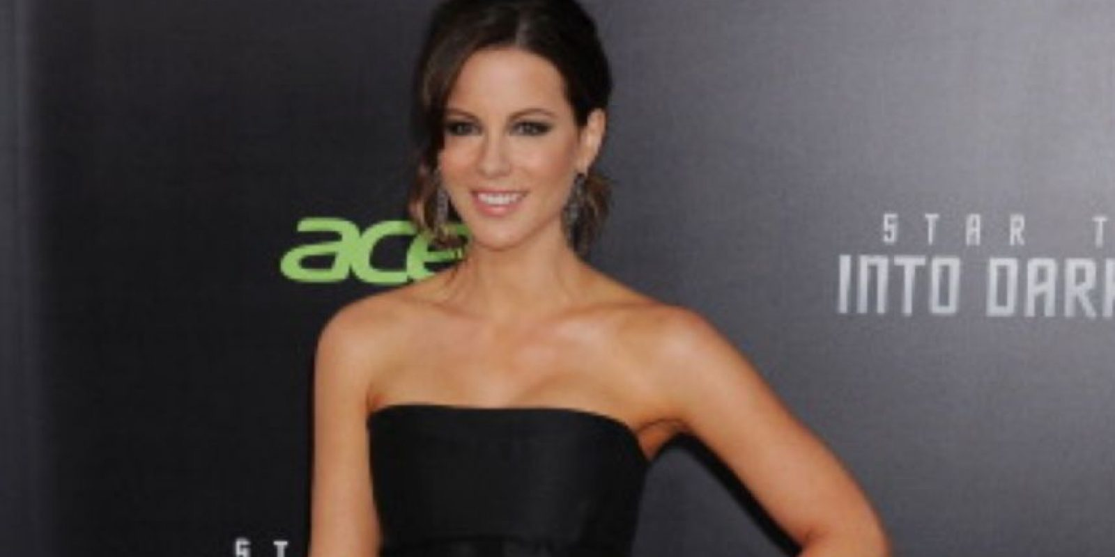 Perfecta arriba, Kate Beckinsale. Foto: vía Getty Images