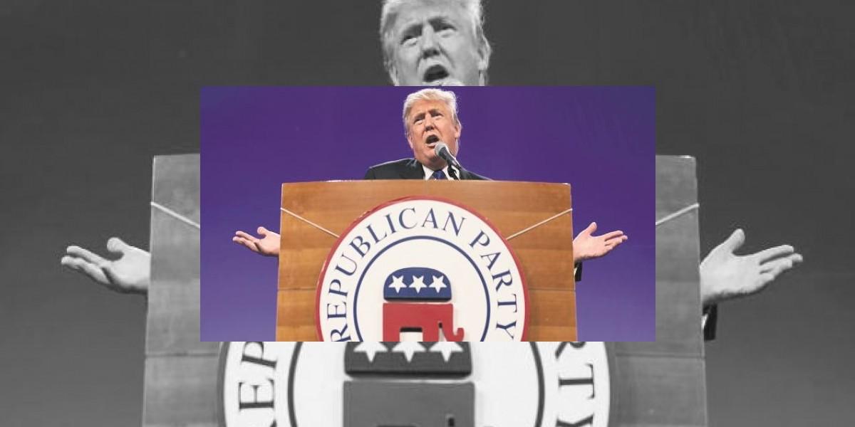 Los republicanos que no quieren saber de Trump