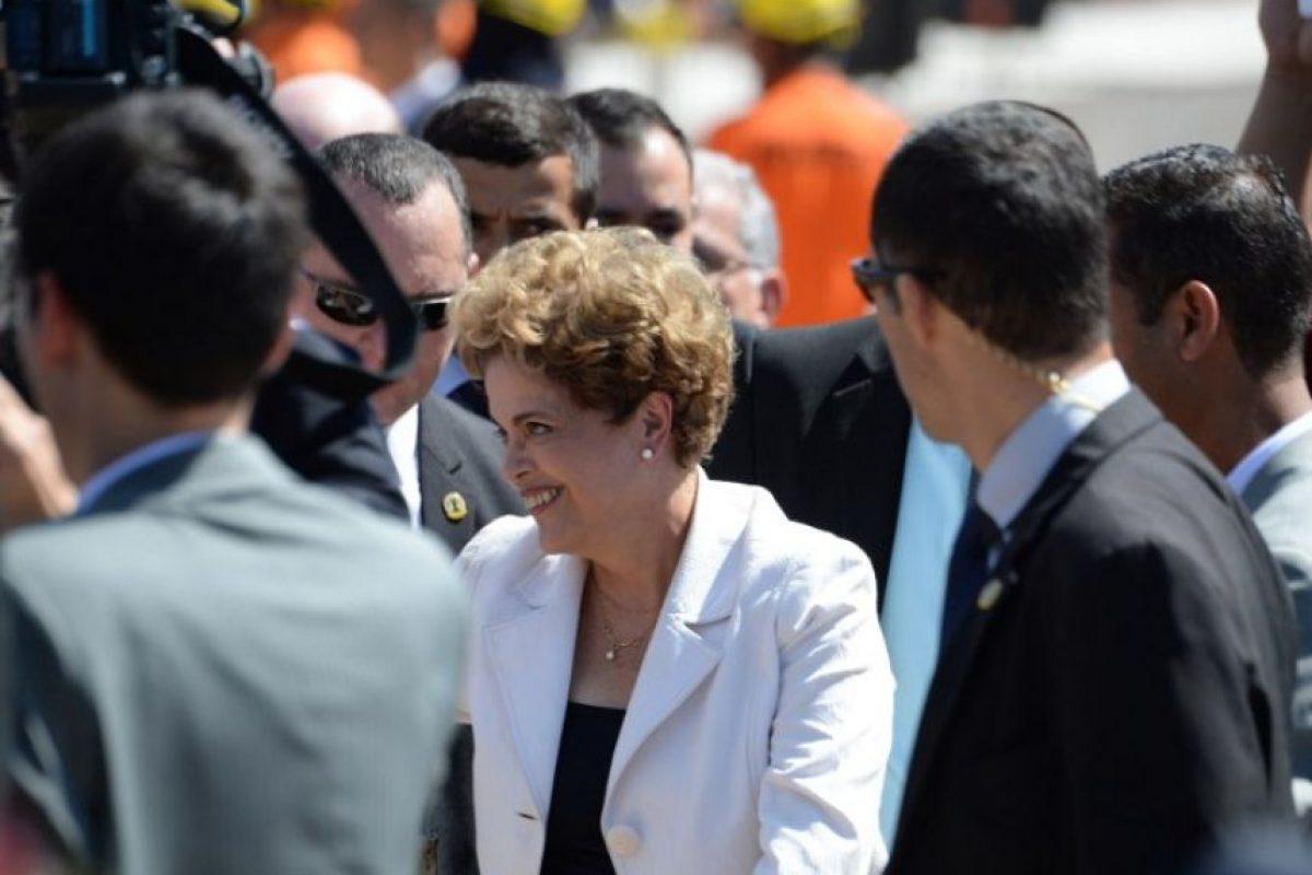 Estará suspendida de la presidencia 180 días Foto:AFP