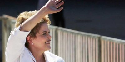 1. Destitución de Dilma Rouseff Foto:Getty Images