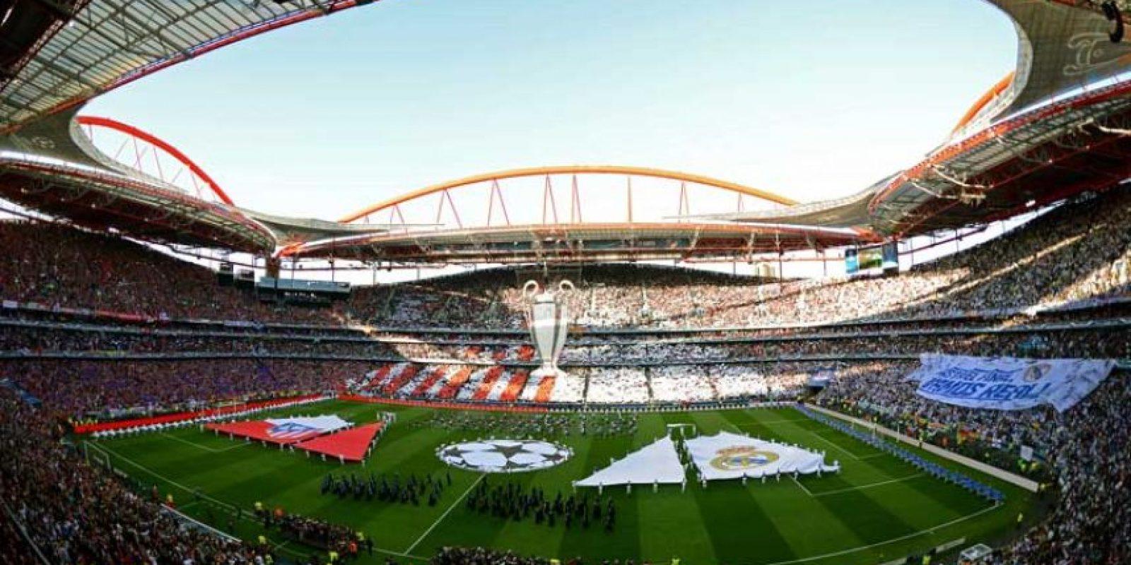 2014: Real Madrid vs. Atlético de Madrid Foto:Getty Images