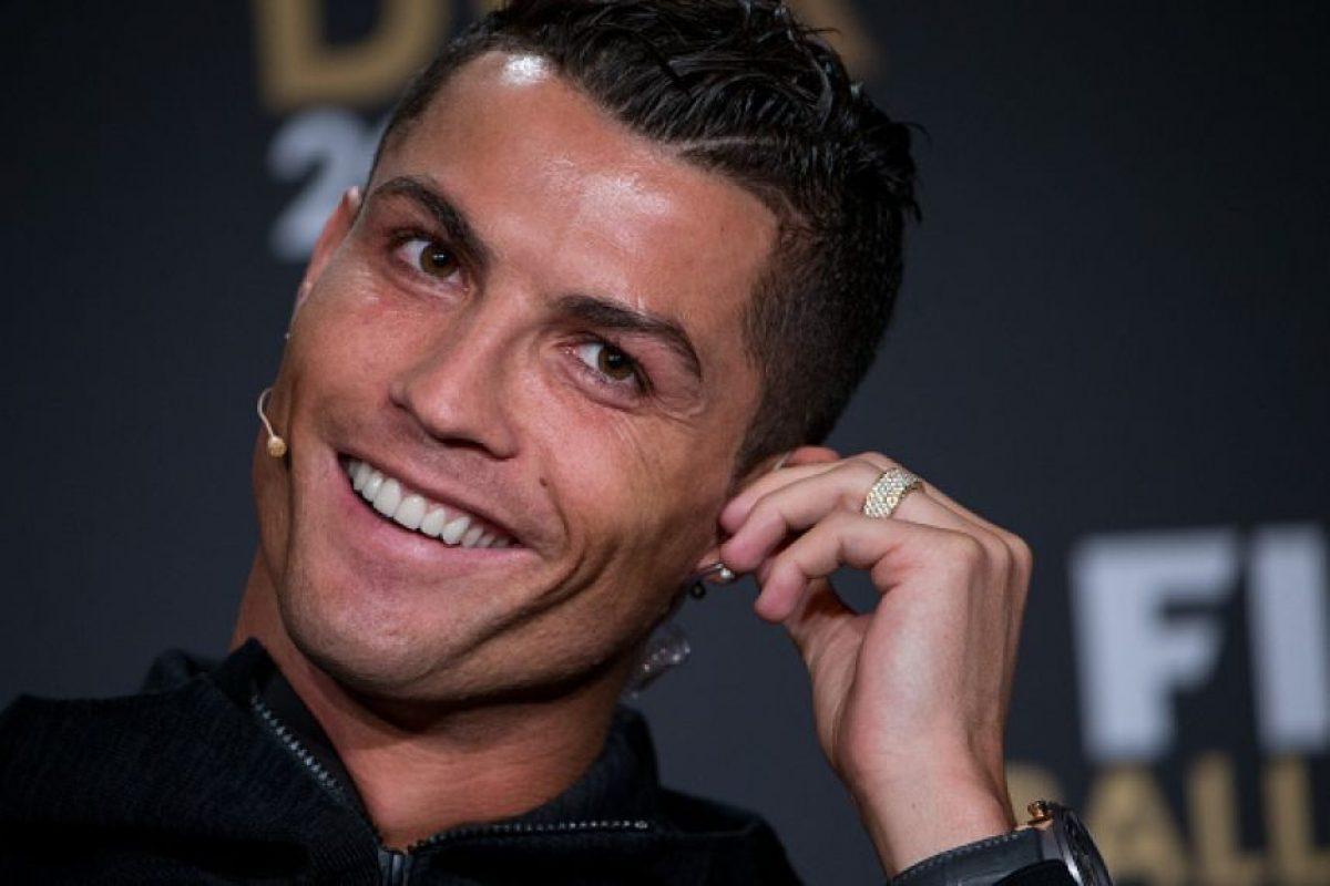 2. Cristano Ronaldo / 110 millones de euros Foto:Getty Images