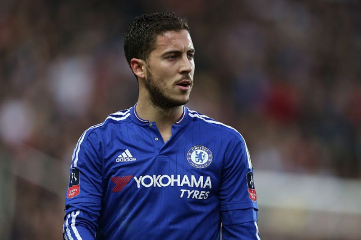 8. Eden Hazard / 70 millones de euros Foto: Getty Images