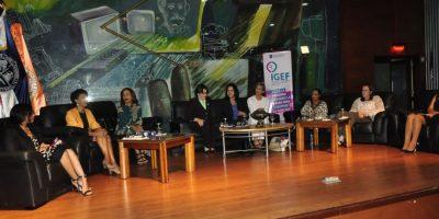 Candidatas expresan su compromiso en lograr  igualdad para las mujeres