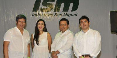 ISM celebra junto a sus colaboradores