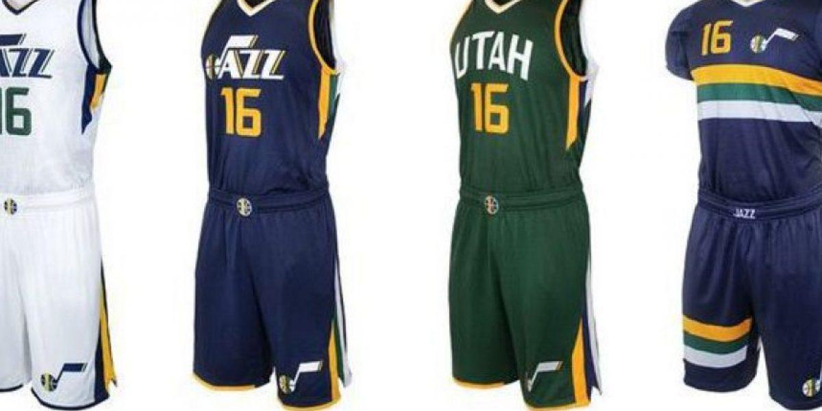 Los Jazz presentan sus nuevos uniformes
