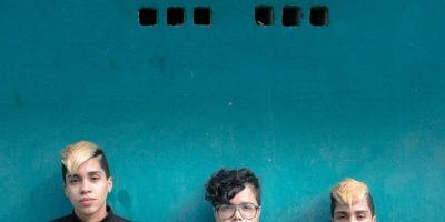 """""""Whitest Taino Alive"""" Foto:Foto tomada de su fan page de Facebook, firmada por Marvin Marlyn."""