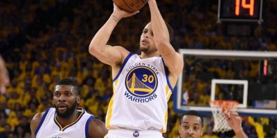 Stephen Curry y Golden State eliminan a Portland