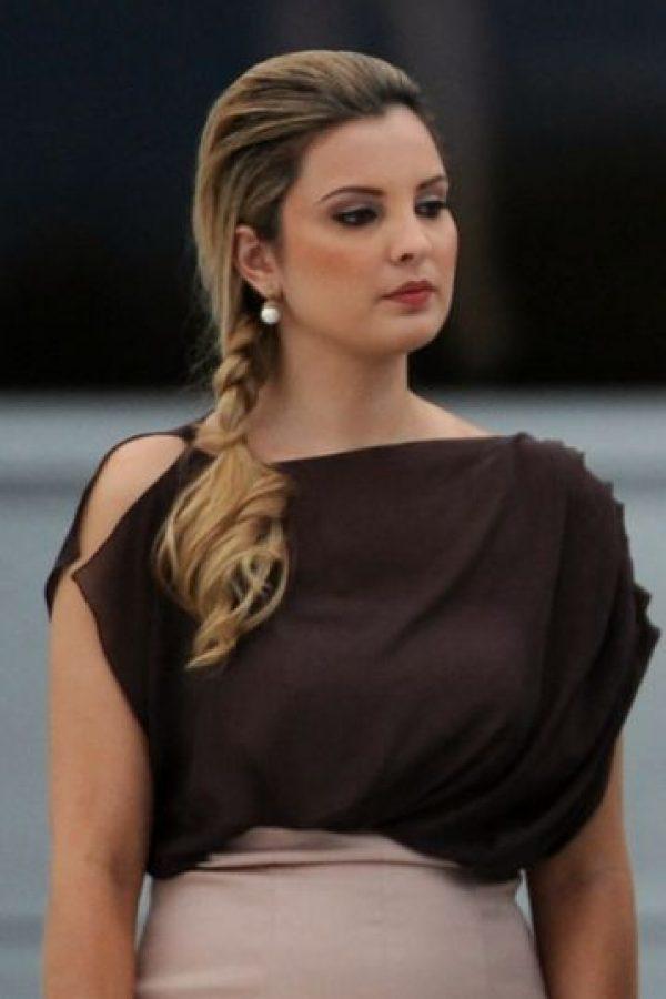 Marcela Temer tiene 32 años Foto:Wikimedia