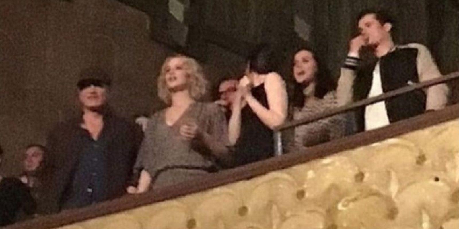 En febrero de este año acudieron juntos a un concierto de Adele en Los Ángeles. Foto:Grosby Group