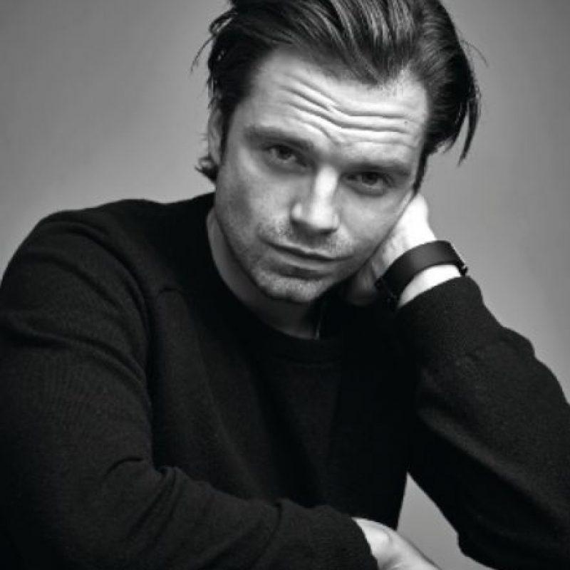 Así podría verse al envejecer Sebastian Stan Foto:Vía Twitter
