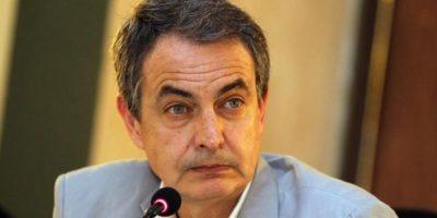 Expresidente de España llega como observador invitado de las elecciones